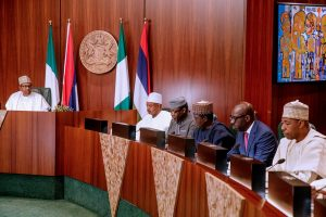 APC Governors Resolutely Support APC Presidential Campaign Council